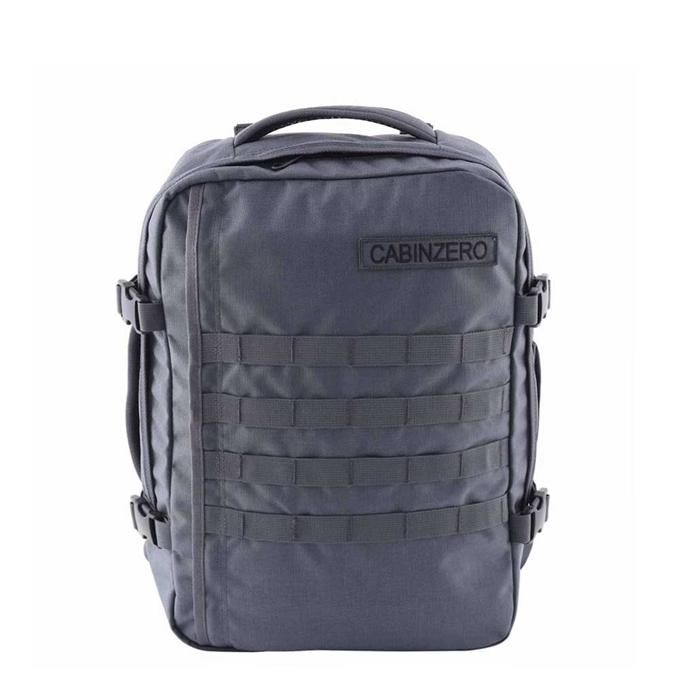 CabinZero Military 28L Lightweight Cabin Bag military grey - 1