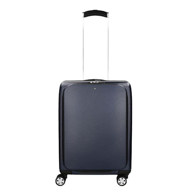 Montblanc Nightflight Trolley 4 Wheels blue - 1