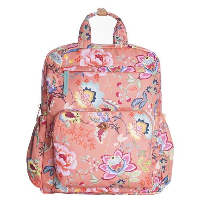 Oilily Color Bomb M Backpack camelia