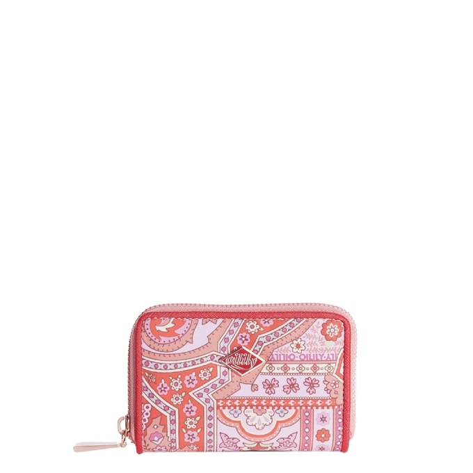 Oilily Simply Ovation XS Zip Wallet old rose