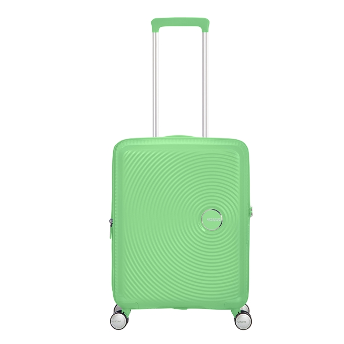 American Tourister Soundbox Spinner 55 Expandable spring green - 1