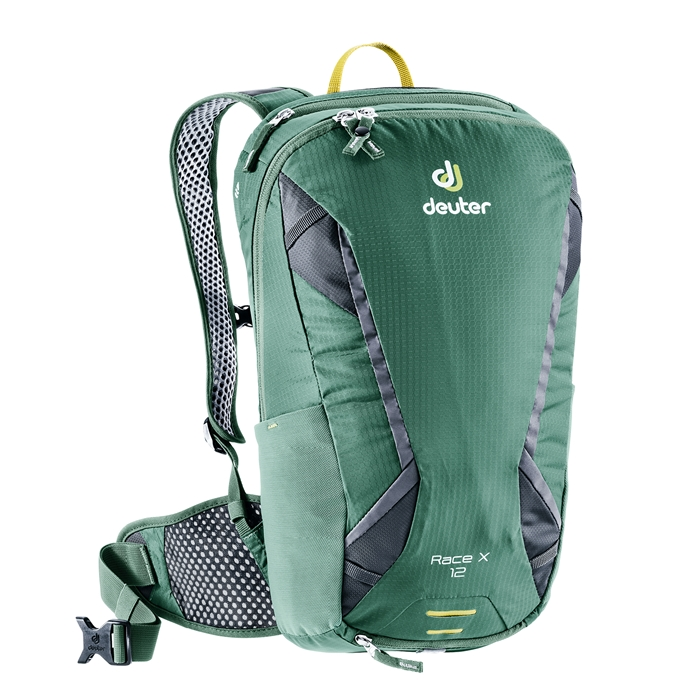 Deuter Race X Backpack seagreen/graphite - 1