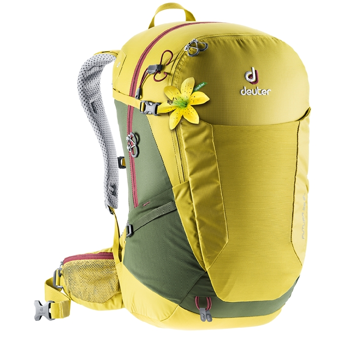 Deuter Futura 26 SL Backpack greencurry/khaki