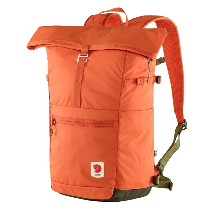 Fjallraven High Coast Foldsack 24 rowan red - 1