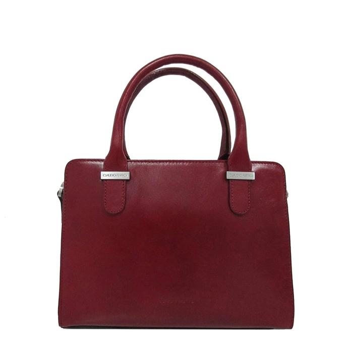 Claudio Ferrici Classico Handbag red2 - 1