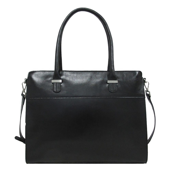 Claudio Ferrici Classico Businessbag 15'' black - 1