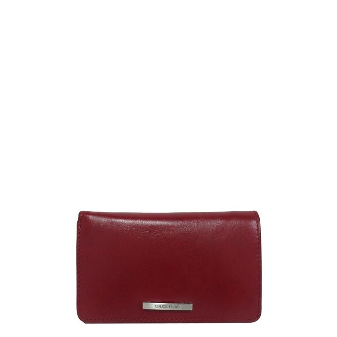 Claudio Ferrici Classico Wallet red III - 1