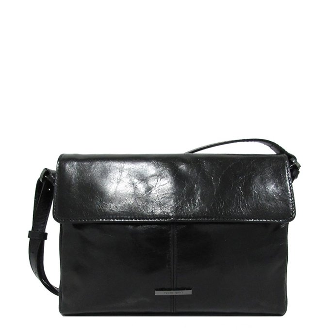 Claudio Ferrici Pelle Vecchia Shoulder Bag black3 - 1