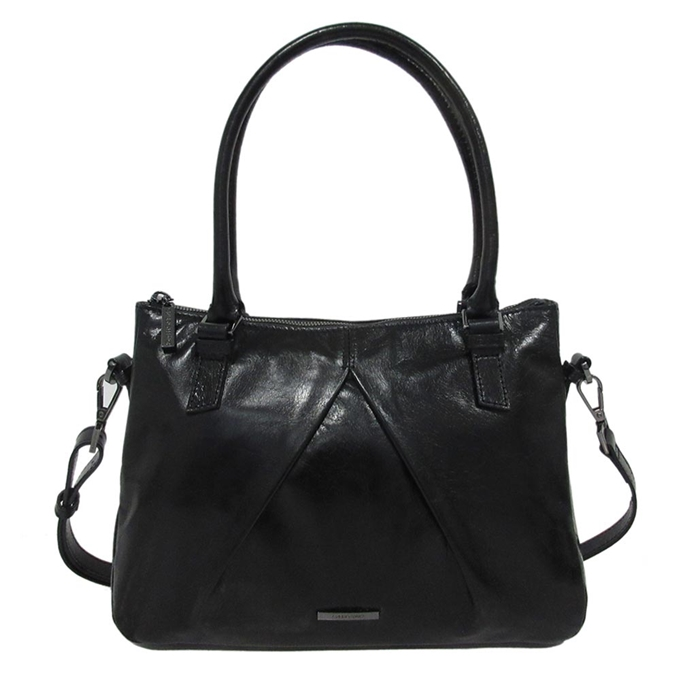 Claudio Ferrici Pelle Vecchia Shoulder Bag black5 - 1
