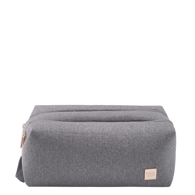 Titan Barbara Toilet Bag grey - 1