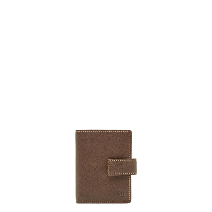 Castelijn & Beerens Canyon Creditcard Portemonnee RFID mocca - 1