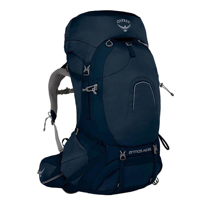 Osprey Atmos AG 65 Large Backpack unity blue