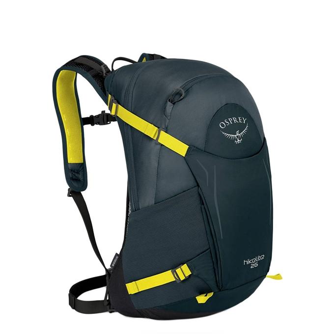 Osprey Hikelite 26 Small Backpack shiitake grey - 1