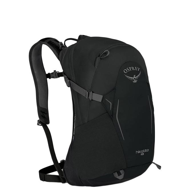 Osprey Hikelite 18 Backpack black - 1