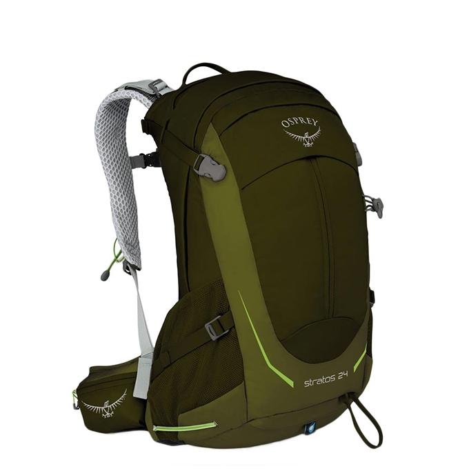 Osprey Stratos 24 Backpack gator green - 1