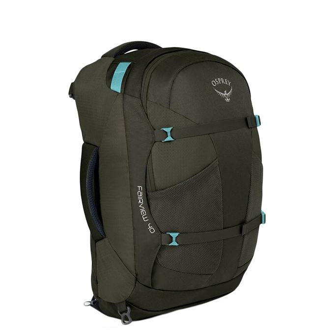 Osprey Fairview 40 S/M Carry-on Backpack misty grey