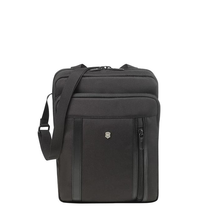 Victorinox Werks Professional 2.0 Crossbody Laptop Bag black - 1