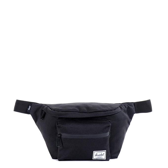 Herschel Supply Co. Seventeen Heuptas black/black zipper - 1