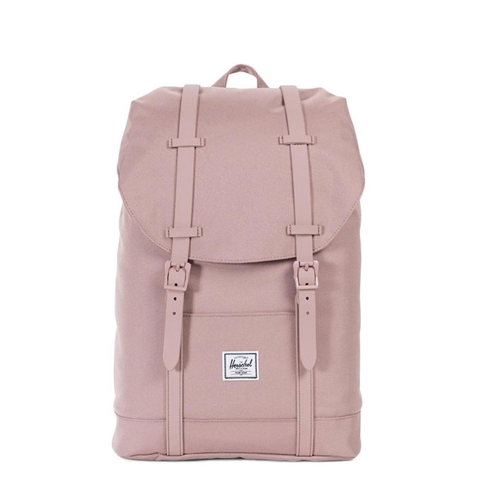 Herschel Supply Co. Retreat Mid-Volume Rugzak ash rose/ash rose rubber - 1