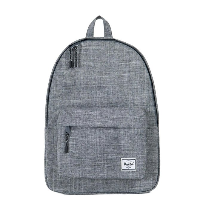 Herschel Supply Co. Classic Rugzak raven crosshatch - 1