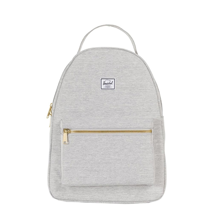 Herschel Supply Co. Nova Mid-Volume Rugzak light grey crosshatch - 1