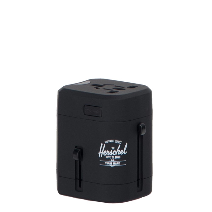 Herschel Supply Co. Travel Accessories Adapter black