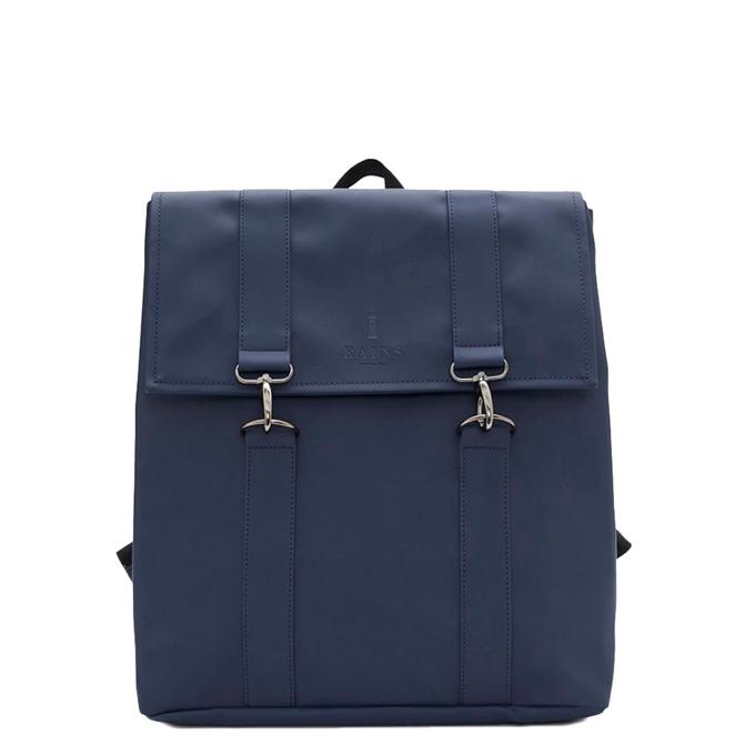 Rains Original MSN Bag blue - 1