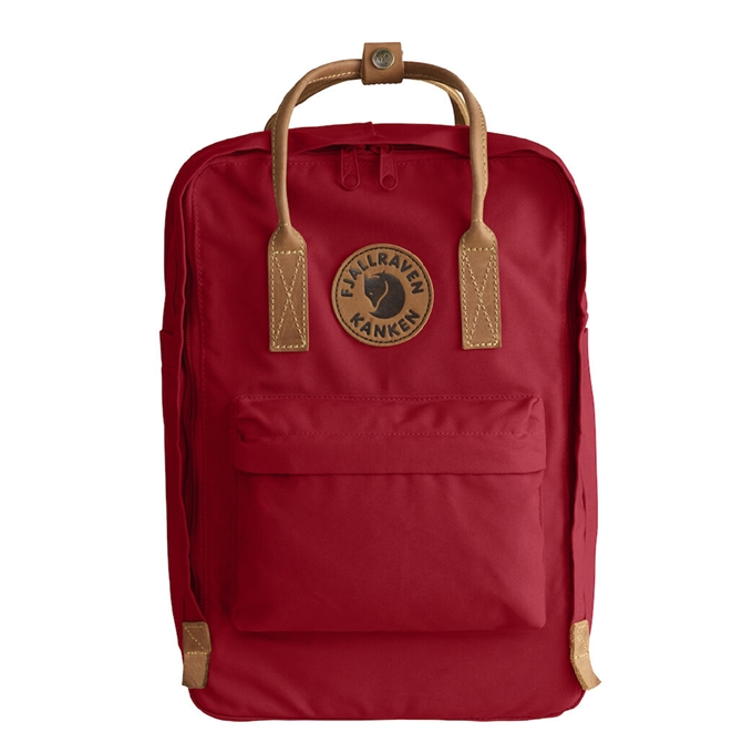 "Fjallraven Kanken No. 2 Laptop 15"" Rugzak deep red - 1"
