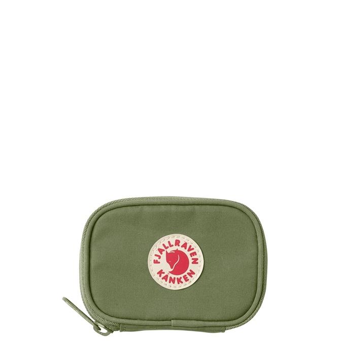 Fjallraven Kanken Card Wallet green - 1