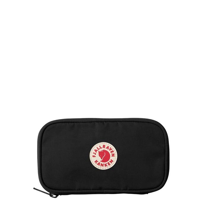 Fjallraven Kanken Travel Wallet black - 1