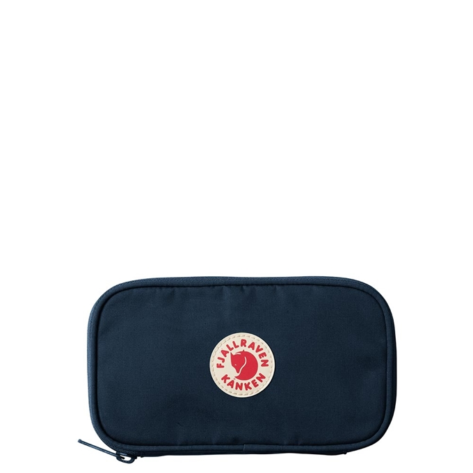 Fjallraven Kanken Travel Wallet navy - 1