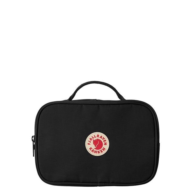 Fjallraven Kanken Toiletry Bag black - 1