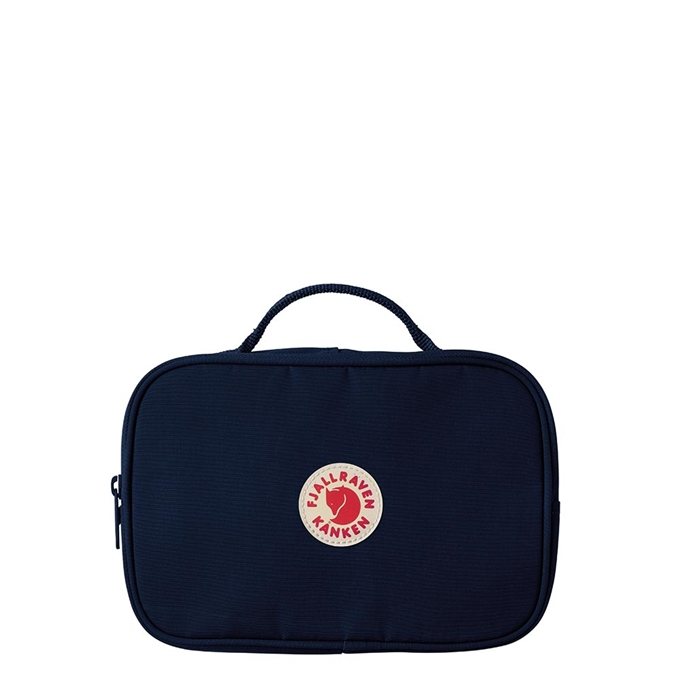 Fjallraven Kanken Toiletry Bag navy - 1