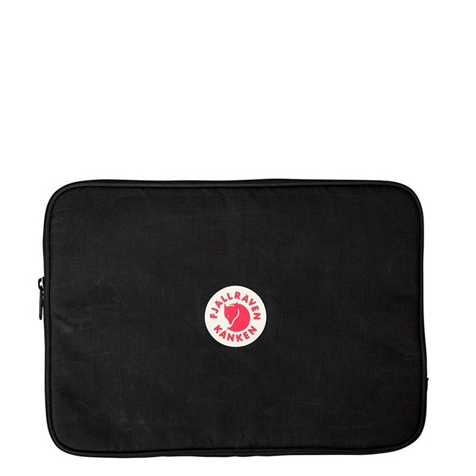 Fjallraven Kanken Laptop Case 13 black - 1