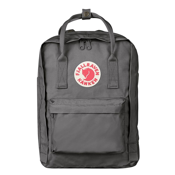 "Fjallraven Kanken Laptop 13"" Rugzak super grey - 1"