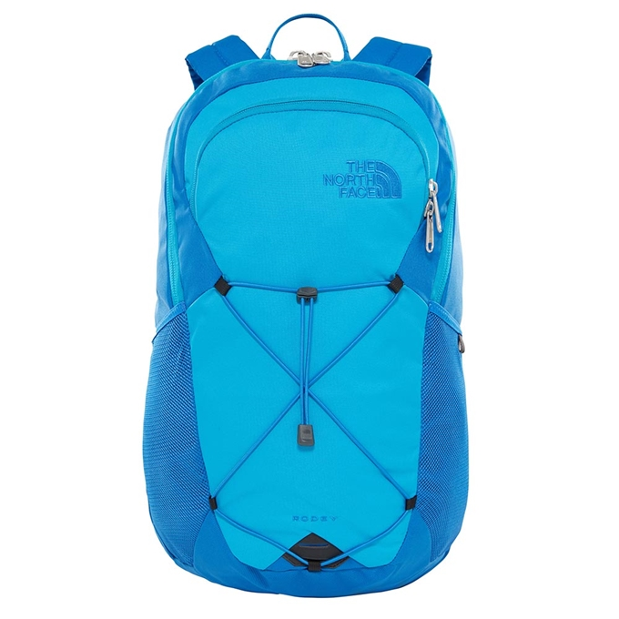 The North Face Rodey Backpack hyper blue/turkish sea