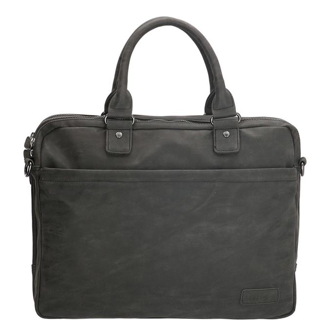 Enrico Benetti Madrid Business tas zwart - 1