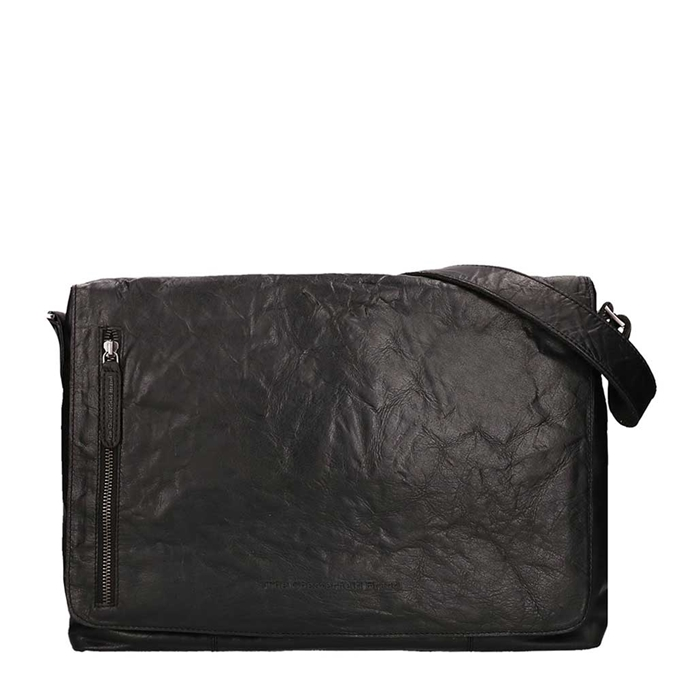 The Chesterfield Brand Maha Shoulderbag 15.4'' black - 1