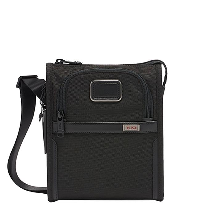 Tumi Alpha Pocket Bag Small black - 1