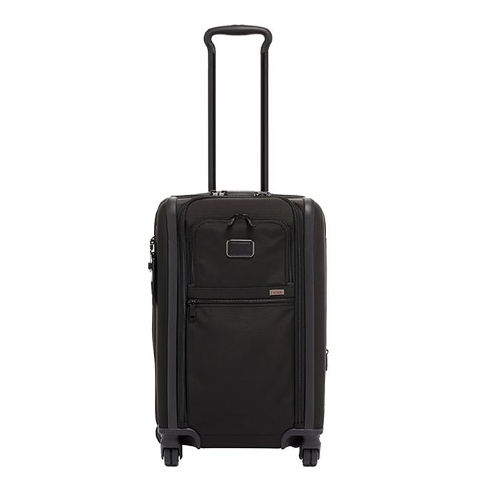 Tumi Alpha International Dual Access Carry-On black