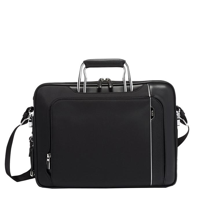 Tumi Arrivé Hannover Slim Briefcase black