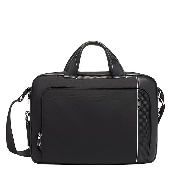 Tumi Arrivé Sadler Briefcase black2 - 1