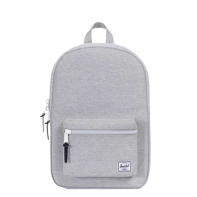 Herschel Supply Co. Settlement Mid-Volume Rugzak light grey crosshatch - 1
