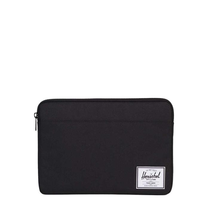 Herschel Supply Co. Anchor Laptop Sleeve 13'' black - 1