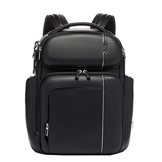 Tumi Arrivé Barker Backpack Leather black - 1