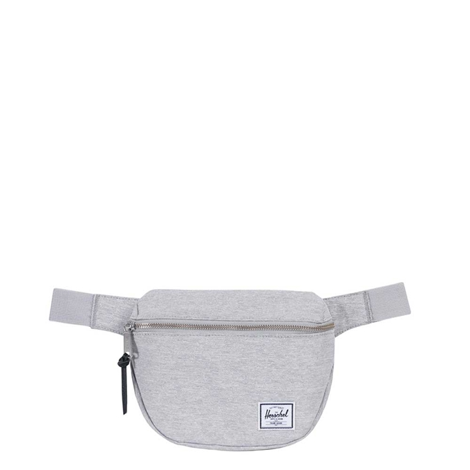Herschel Supply Co. Fifteen Heuptas light grey crosshatch - 1