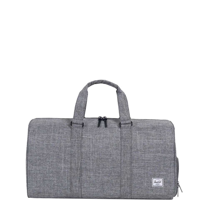 Herschel Supply Co. Novel Mid-Volume Duffle raven crosshatch - 1