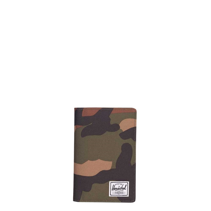 Herschel Supply Co. Search Portemonnee RFID woodland camo - 1