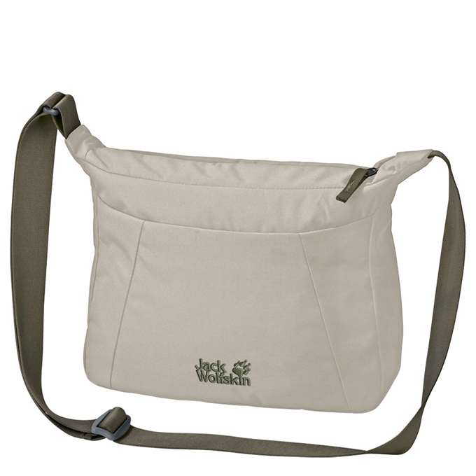 Jack Wolfskin Valparaiso Bag dusty grey - 1
