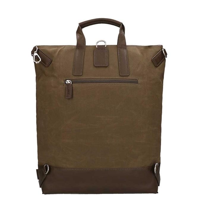Jost Goteborg XChange Bag S olive - 1